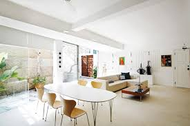 home and decore house tour white and wood themed shophouse home home decor