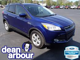 2014 Ford Escape Air Filter Location Used 2014 Ford Edge For Sale Tawas City Mi