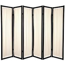 room divider stand panel room divider home decorators collection 583 ft natural 4