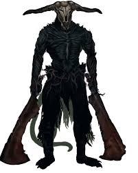 dark souls halloween costume capra demon by gattux on deviantart