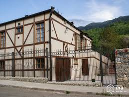 Tudor Style Wallpaper House For Rent In A Private Property In Dilijan Iha 16381