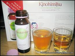 Kinohimitsu J Pan Drink Collagen and adventures review 2 weeks after
