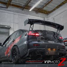 mitsubishi gsr 2017 2008 2017 mitsubishi lancer evolution evo x 4b11 gsr mr black led