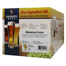 best light craft beers american light brewer s best beer making kit for home brewing ebay