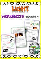 light worksheets by raj98me teaching resources tes