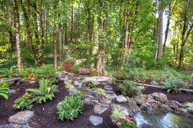 Rustic Landscaping Ideas by Private Paradise Portland Landscaping Rustic Landscape