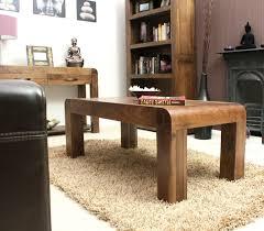Open Coffee Table Baumhaus Shiro Walnut Medium Open Coffee Table Co Uk
