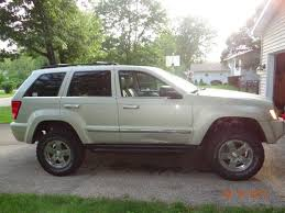 jeep grand 3 purchase used 2007 jeep grand limited 5 7l w 3 inch lift