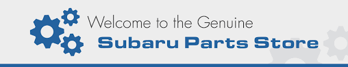 genuine parts store subaru