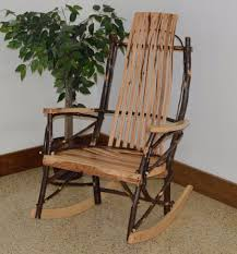 Old Rocking Chair On Porch Hickory Rocking Chairs Ideas Home U0026 Interior Design