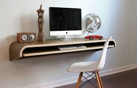 How To Build A Wall Mounted Desk Why Wall Mounted Desks Are Perfect For Small Spaces