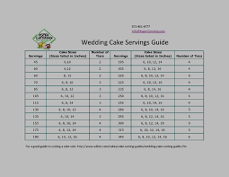wedding cakes aspen catering
