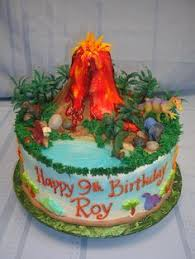 Hard Sugar Cake Decorations The Amazing Erupting Volcano Cake Lava Sugar For The Candy Shards