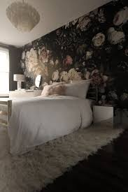Accent Wall Wallpaper Bedroom Bedroom Floral Bedroom Wallpaper Bedrooms Decorating Ideas