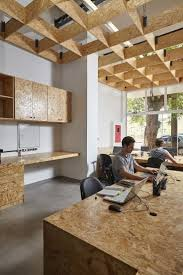 319 best osb images on pinterest wood architecture and osb plywood auA arquitetos offices maringa office snapshots workspace designoffice interior