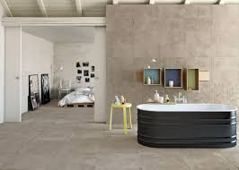 get creative with concrete and stone effect tiles u2013 san gimignano