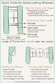 Blinds For Wide Windows Inspiration Quick Tricks For Good Looking Windows Jackie Hernandez For