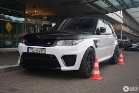 land rover sport 2016 black land rover range rover sport svr 24 december 2016 autogespot