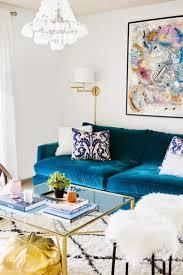 blue sofa living room best 25 teal sofa ideas on pinterest teal sofa inspiration