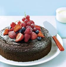 recipe for chocolate cake made with beetroot