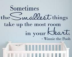 Winnie The Pooh Wall Decals For Nursery Winnie The Pooh Wall Decal Etsy