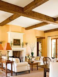 split wood beams mixed with light colors and rough wood pieces