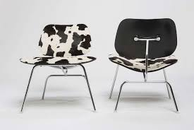 charles and ray eames for herman miller lcm cowhide chairs 4