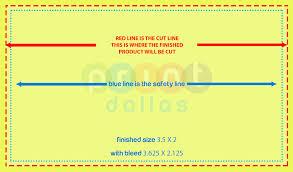 Standard Us Business Card Size Glossy Uv Business Cards U2013 Print Dallas