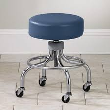Rolling Bar Stool Treatment Stools Task Chairs Rolling Stools Exam Room