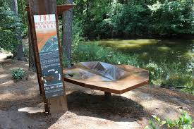 Clemson Botanical Garden by Following 2013 Flood Architecture Students Help Rebuild The