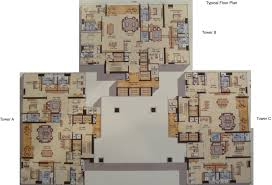 Silver Towers Floor Plans by Prestige Kingfisher Towers Apartments Prestige Group