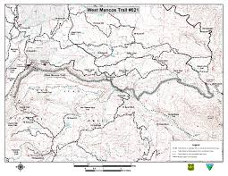 Aspen Colorado Map by West Mancos Trail 621 U2022 Hiking U2022 Colorado U2022 Hikearizona Com