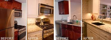 painting kitchen cabinets before after decor paint kitchen cabinets before and after with on the v side