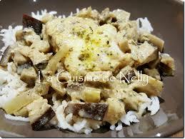 poisson a cuisiner curry de poisson à l aubergine la cuisine de nelly