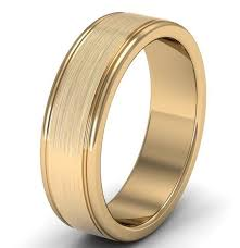 gold wedding bands for him wedding bands for men inner voice designs