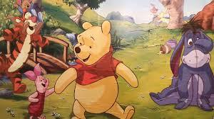 disney winnie the pooh giant wall mural kids nursery rhymes disney winnie the pooh giant wall mural kids nursery rhymes song