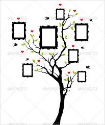 blank family tree template blank family tree template word