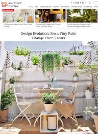 apartment therapy design evolution u2014 the tiny canal cottage