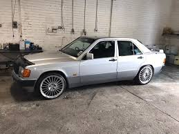 mercedes 190e 2 6 sportline in walsall west midlands gumtree
