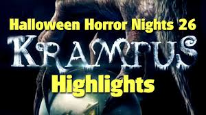 orlando informer halloween horror nights krampus highlights halloween horror nights 26 universal