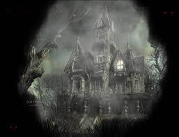 haunted mansion wallpaper desktop wallpapersafari
