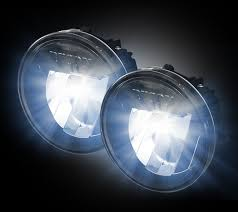 Fog Light Kits Recon Accessories Ford Oem Replacement Led Fog Light Kits