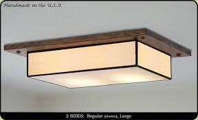 Mission Style Lighting Fixtures Mission Style Ceiling Light Fixture 709 Ceiling Light Fixtures