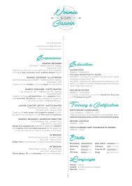 animated resume