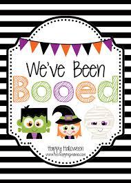 Halloween I Spy Printable We U0027ve Been Booed The Shopping Mamathe Shopping Mama