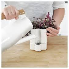 sötcitron self watering plant pot ikea