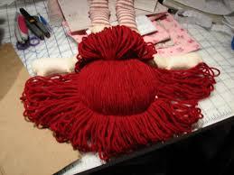 make raggedy ann wig discount wig supply