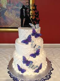 butterfly wedding cake grace ful cakes