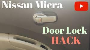 nissan micra haynes manual pdf nissan micra march doorlock hack repair trick 2002 2010 hd