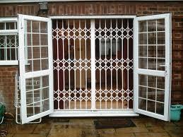 Patio Door Gate Wrought Iron Sliding Screen Doors Sliding Door Designs